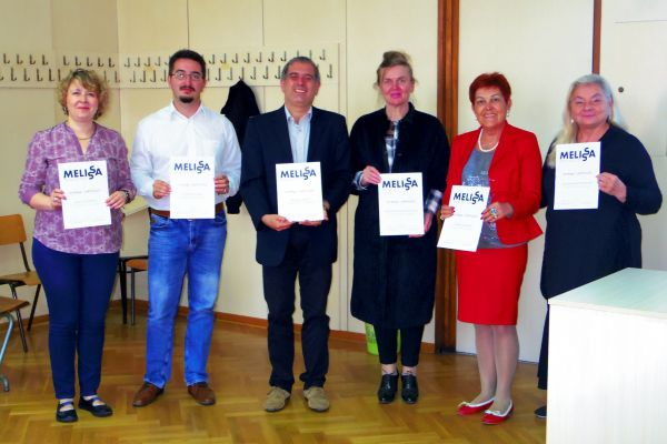 MELISSA - Конференция в Белград