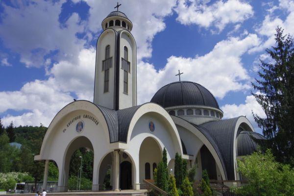 храм Св. Висарион Смоленски-Смолян
