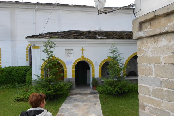 Църквата Св. Вознесение в Павелско - 1834 г.