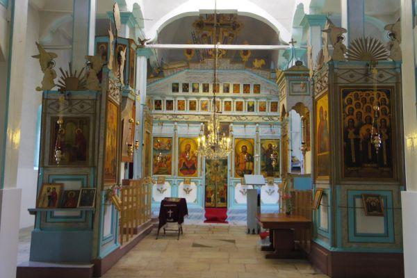 храм Св. Георги Победоносец-Златоград