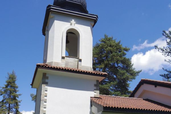 храм Св. Възнесение Господне-с. Чокманово