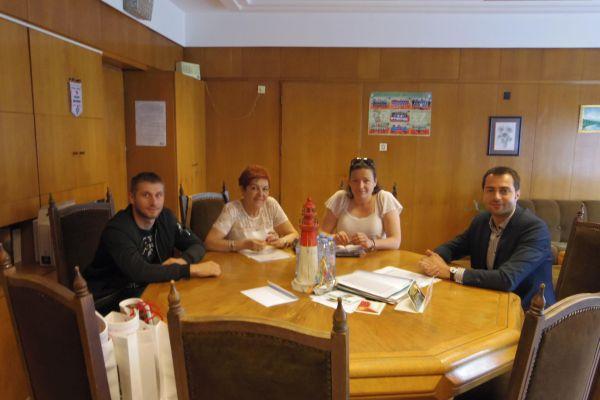 Разговор със зам.кмета на гр. Смолян г-н Марин Захариев