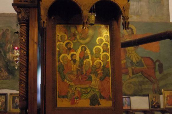 храм Успение Богородично-с. Широка Лъка