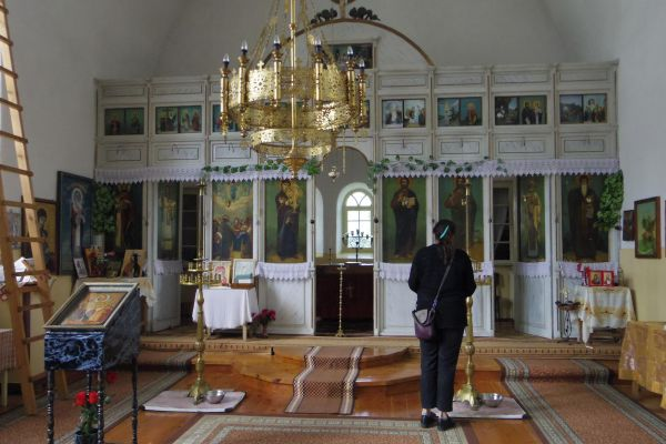 храм Св. Възнесение Господне, с.Чокманово