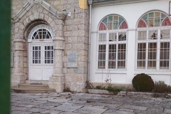 Църквата Успение Богородично в Чепеларе