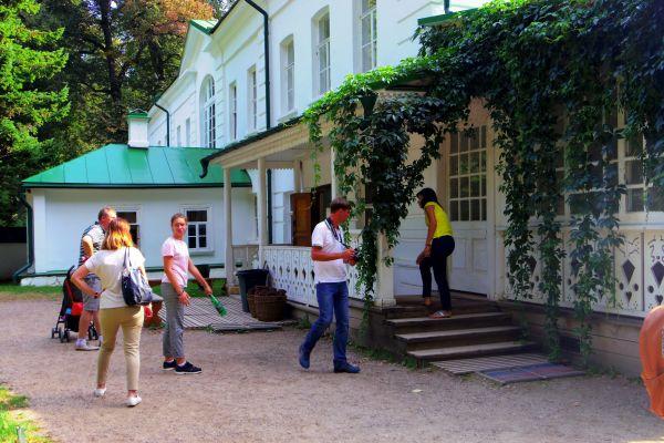 Дом-музей на Лев Толстой