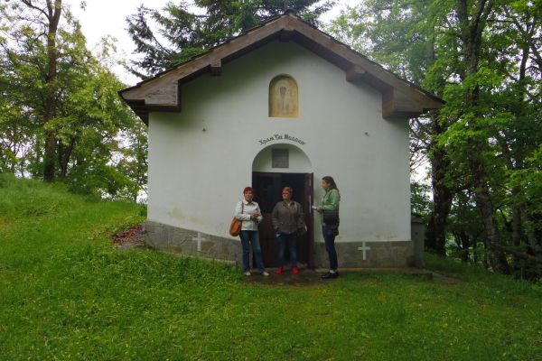 St. Nedelya Temple near Zlatograd