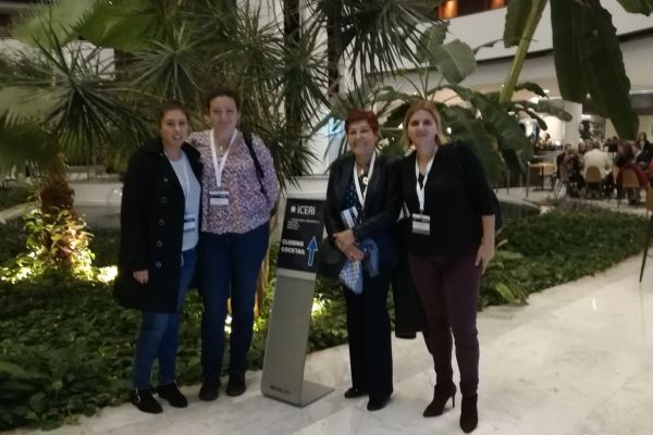 ICERI 2018 – with colleagues from ULSIT