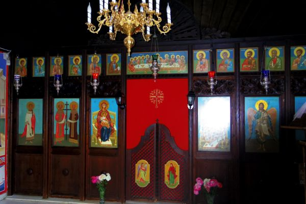 Temple of St. St. Konstantine and Elena