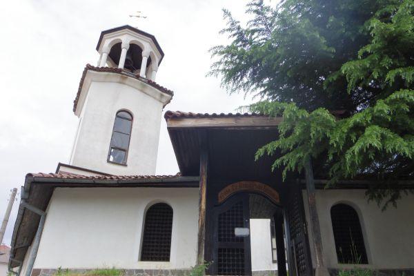 Temple St. Atanas the Glorious, Startsevo village