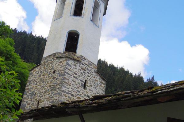 Temple Holy Mother's Ascension – Shiroka Luka village