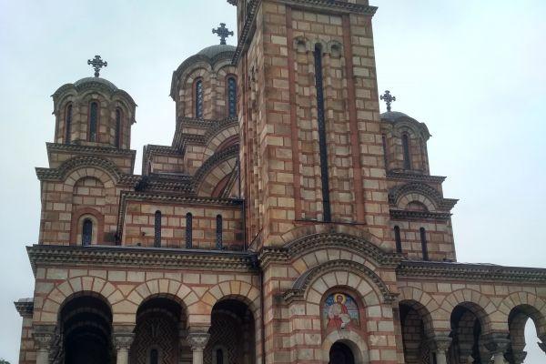 St. Marko temple in Belgrade