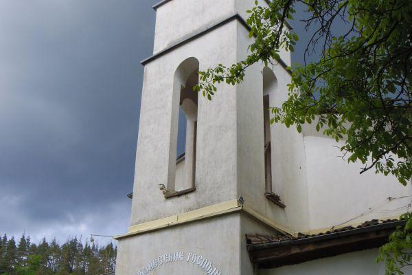 Temple God's Ascension – Chokmanovo village