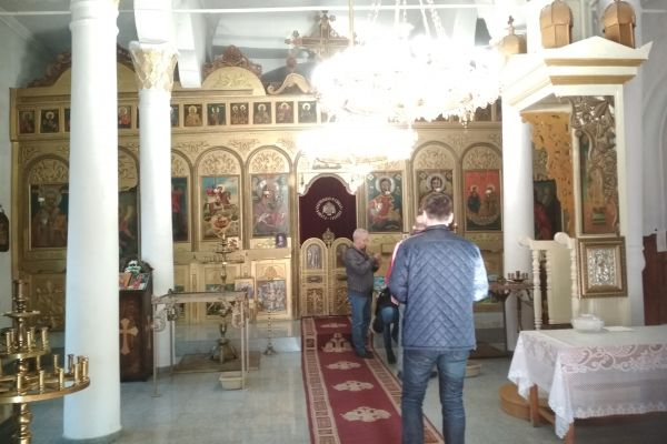 St. St. Konstantin and Elena Church in Edirne
