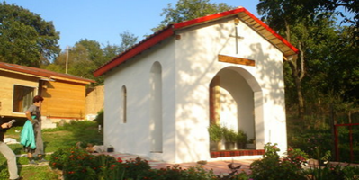 A chapel in Kraynovo village, entirely built on donations