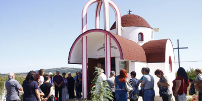 Ascension of Holy Mother chapel in Iglika village
