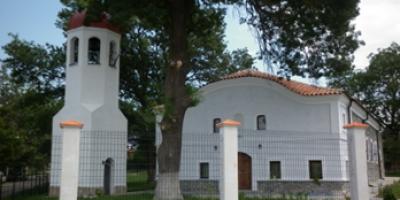 "храм ""Св. Димитър"", гр. Болярово"