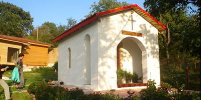 Параклис в с. Крайново, построен от дарители